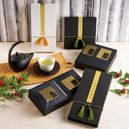 和風なお茶の冬ギフト