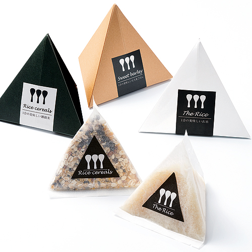 米 三角 パッケージ