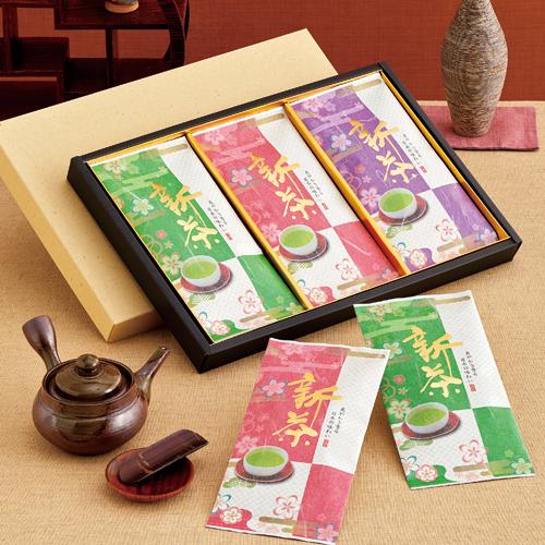 和風なお茶の新茶