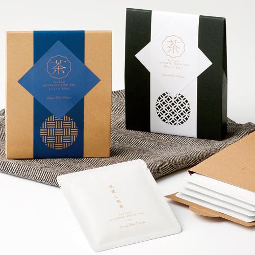 日本茶 煎茶 和風 高級 個包装 パッケージ