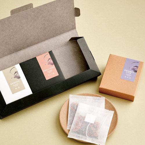 日本茶 おしゃれ 箱 パッケージ