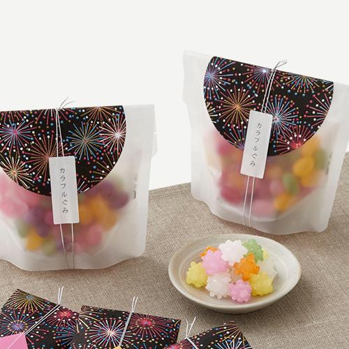 かわいいな和菓子の夏ギフト