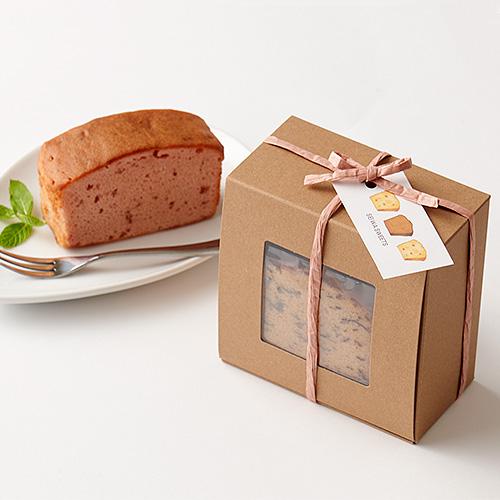焼き菓子:パウンドケーキ