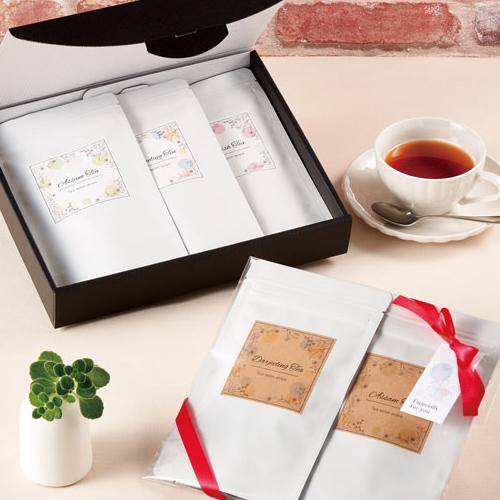 透明 ラッピング 紅茶