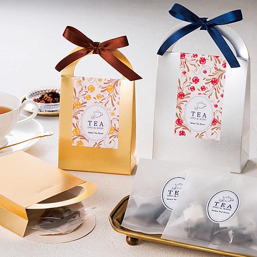 ゴージャスな紅茶・ハーブティのバレンタイン