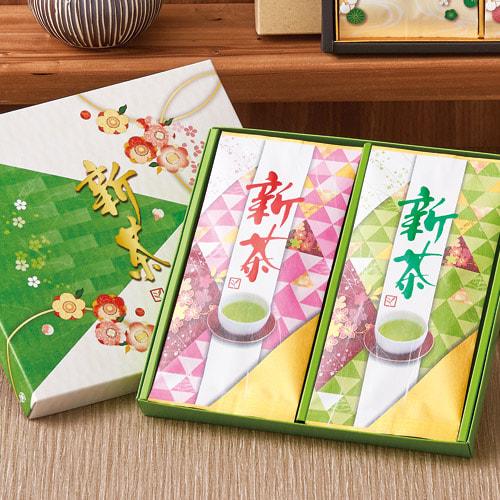 日本茶 箱 パッケージ