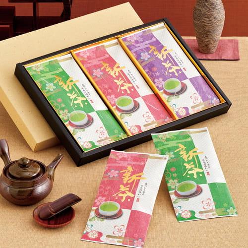 新茶 プチギフト パッケージ