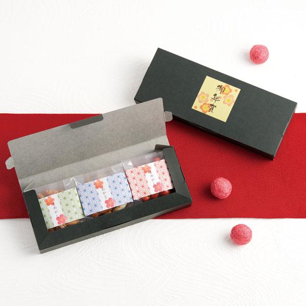 ゴージャスな和菓子のお正月ギフト