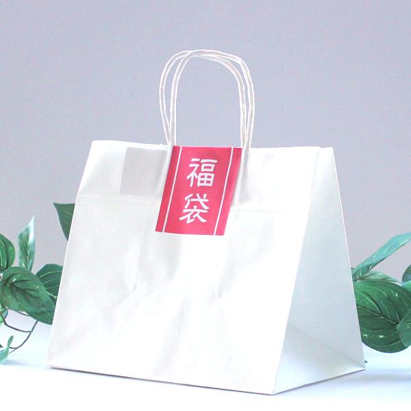 福袋 資材 手提げ紙袋