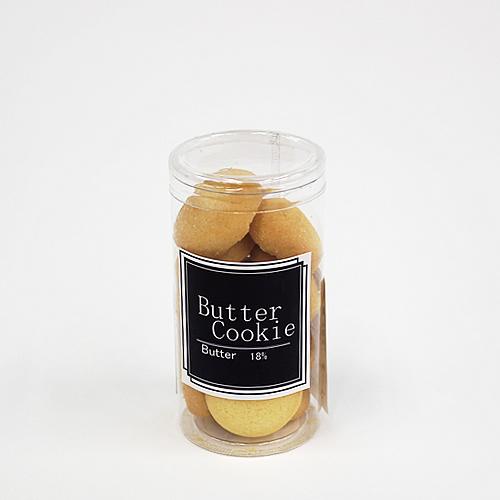 バタークッキー 透明管パッケージ