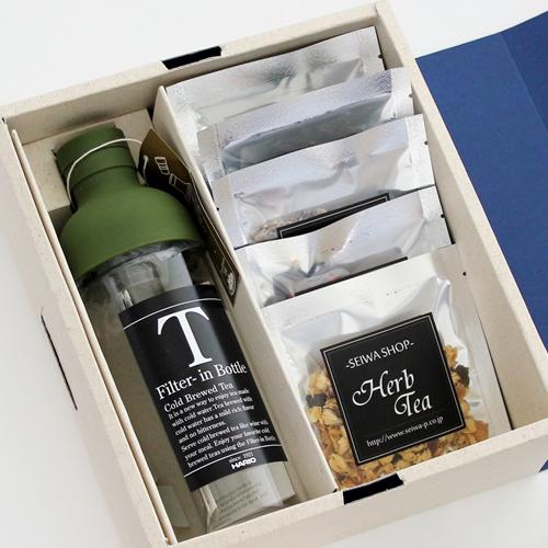 洋風な紅茶・ハーブティの夏ギフト