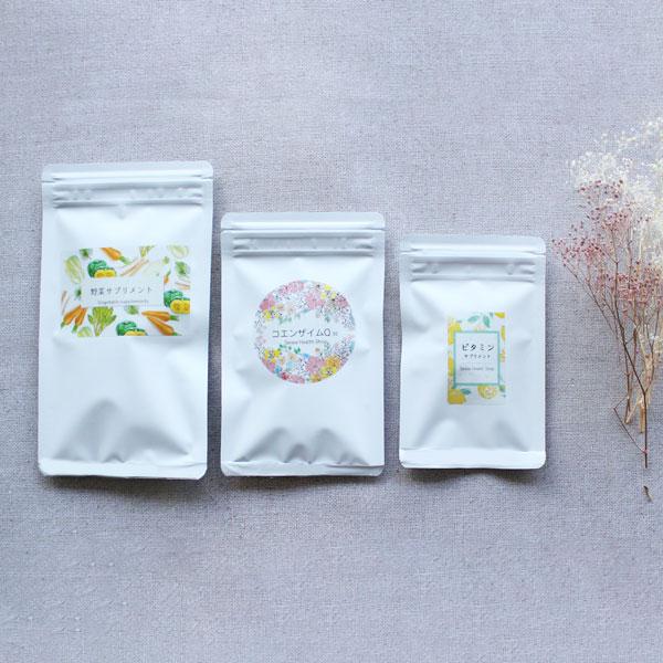 健康食品 サプリメント パッケージ