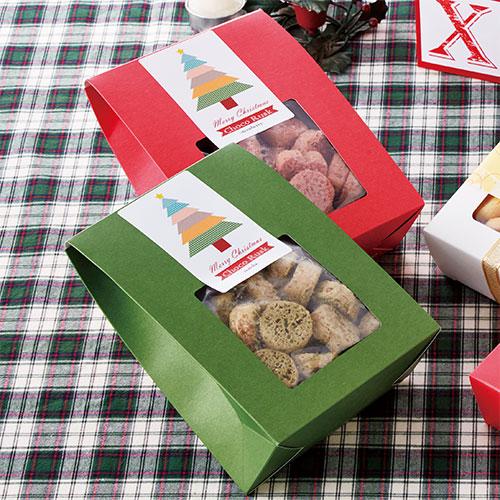 クリスマス ラスク パッケージ